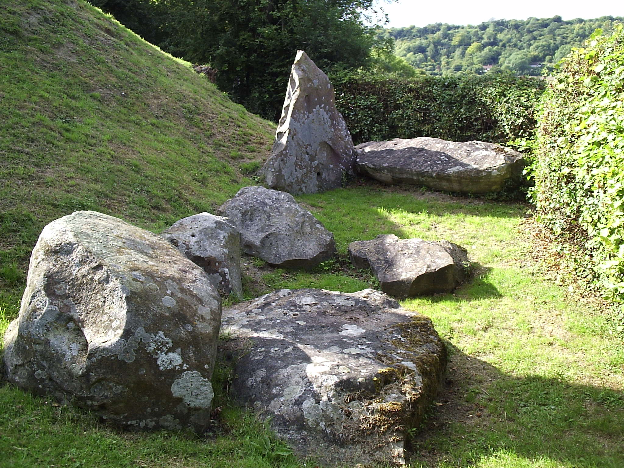 The Coldrum Stones