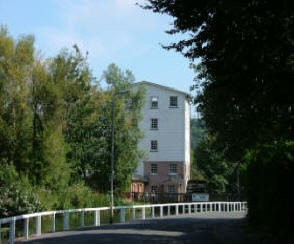 Crabble Corn Mill